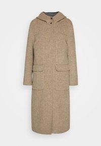 ARIZONA REVERSIBLE - Classic coat - beige/grey