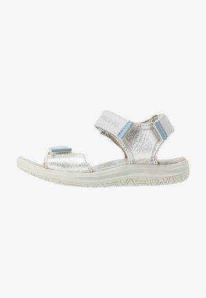 OLIVIA - Chodecké sandály - light grey