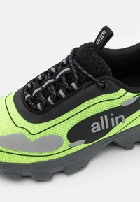 all in - ASTRO UNISEX - Trainers - yellow - 5