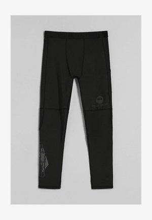 FUTURE READY ACTIVE - Teplákové kalhoty - black