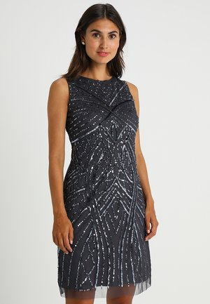 Cocktail dress / Party dress - gunmetal