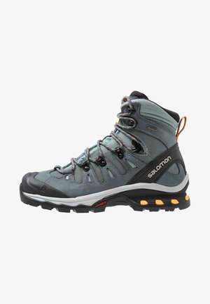 QUEST 4D GTX - Trekingové boty - lead/stormy weather/bird of paradise