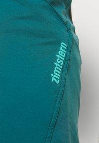 Zimtstern - STARFLOWZ SHORT MEN - kurze Sporthose - pacific/black - 5