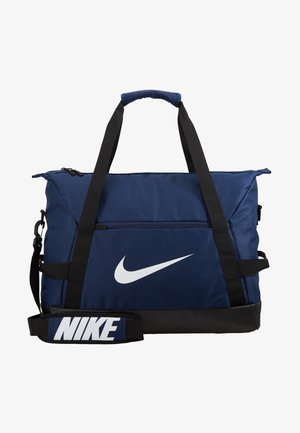 TEAM DUFF  - Sports bag - midnight navy/black/white