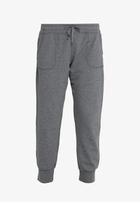 AHNYA PANTS - Tracksuit bottoms - forge grey