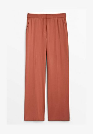LIMITED EDITION   - Trousers - neon pink