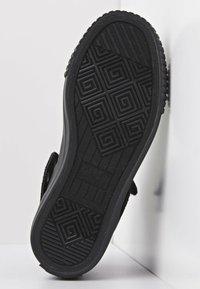 British Knights - ROCO - Sneakers hoog - black/rust leopard/gold/black - 4