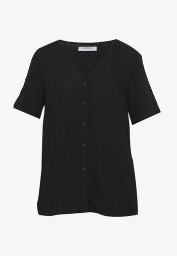 PCCECILIE - Blouse - black