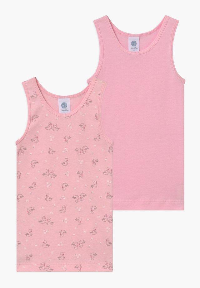 KIDS 2 PACK - Unterhemd/-shirt - sorbet