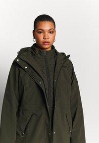 Lauren Ralph Lauren Woman - SYNTHETIC COAT - Parkatakki - light olive - 3