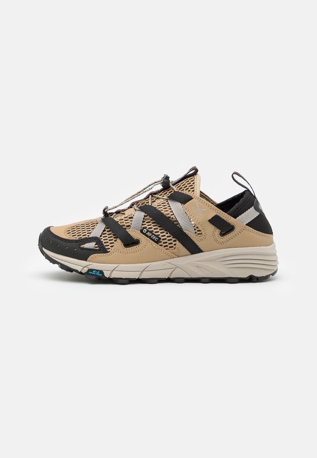 V-LITE RAPID - Scarpa da hiking - desert/tan/black