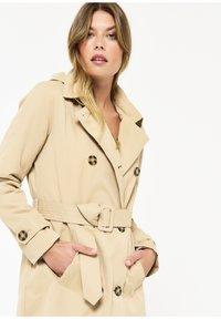 LolaLiza - Trenchcoat - beige - 4