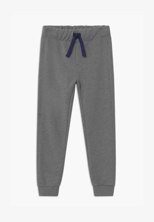 BASIC BOY - Tracksuit bottoms - dark grey