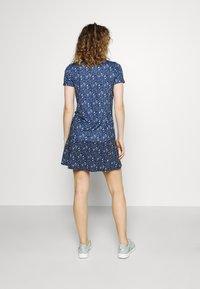 Puma Golf - MATTR DISPERSION - Print T-shirt - navy blazer/mazarine blue - 2
