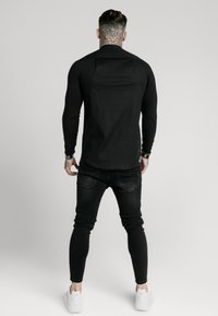 SIKSILK - TECH CUFF - Shirt - black - 2