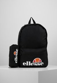 Ellesse - ROLBY PENCIL CASE - Rucksack - black - 5