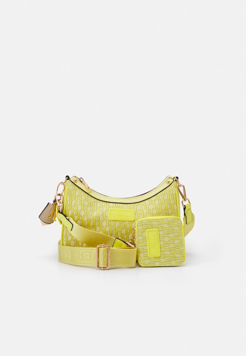 River Island - SET - Across body bag - yellow