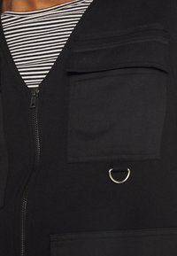 Only & Sons - ONSKING LIFE  - Waistcoat - black - 6