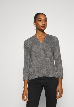 SOBAMA - Long sleeved top - black
