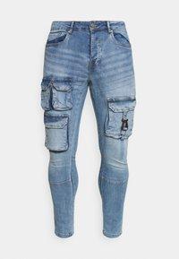 Brave Soul - Jeans Skinny Fit - light blue - 3