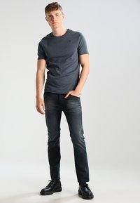 G-Star - BASE 2 PACK  - Basic T-shirt - dark slate - 1