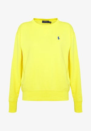 LONG SLEEVE - Sudadera - lemon crush