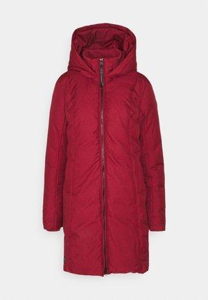 AMARI - Zimní kabát - wine red