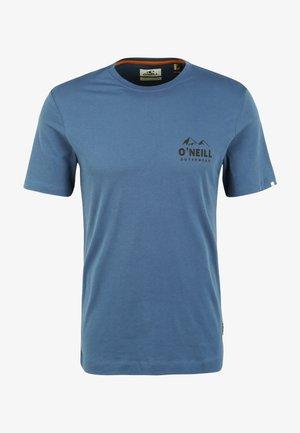 ROCKY MOUNTAINS  - Print T-shirt - blue