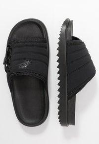 Nike Sportswear - CITY SLIDE - Pantofle - black - 3