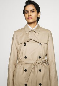 HUGO - MAKARAS - Trenchcoat - medium beige - 5