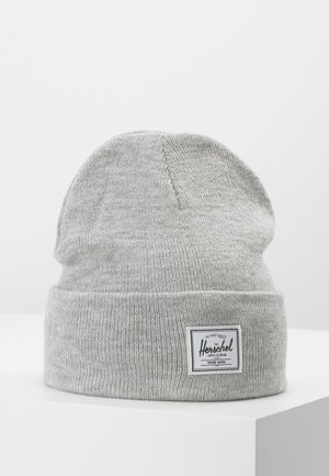 ELMER  BEANIE - Mütze - heathered light grey