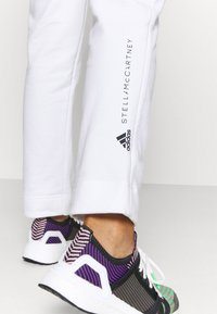 adidas by Stella McCartney - PANT - Tracksuit bottoms - white - 3