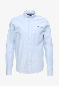 Scotch & Soda - REGULAR FIT OXFORD SHIRT WITH STRETCH - Overhemd - blue - 4