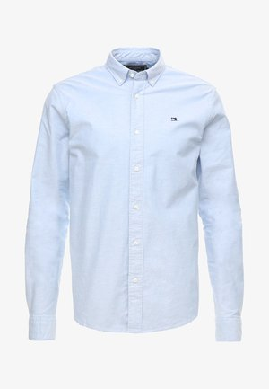 REGULAR FIT OXFORD SHIRT WITH STRETCH - Košile - blue