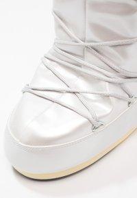 Moon Boot - Vinterstøvler - white - 5