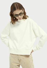Scotch & Soda - Sweatshirt - off white - 3