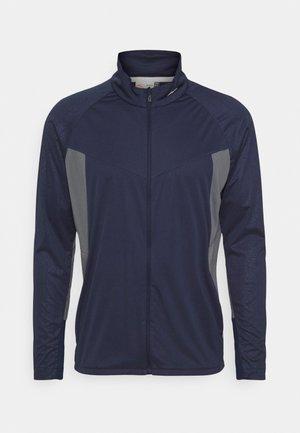 DORIAN JACKET - Training jacket - atlanta blue/steel grey