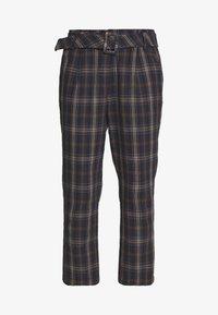Trendyol - Spodnie materiałowe - multi color - 3