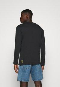 Jack & Jones - JORMORNING TEE LS CREW NECK - Long sleeved top - black - 2