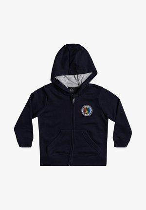 MELOW PHONIC - Zip-up sweatshirt - navy blazer