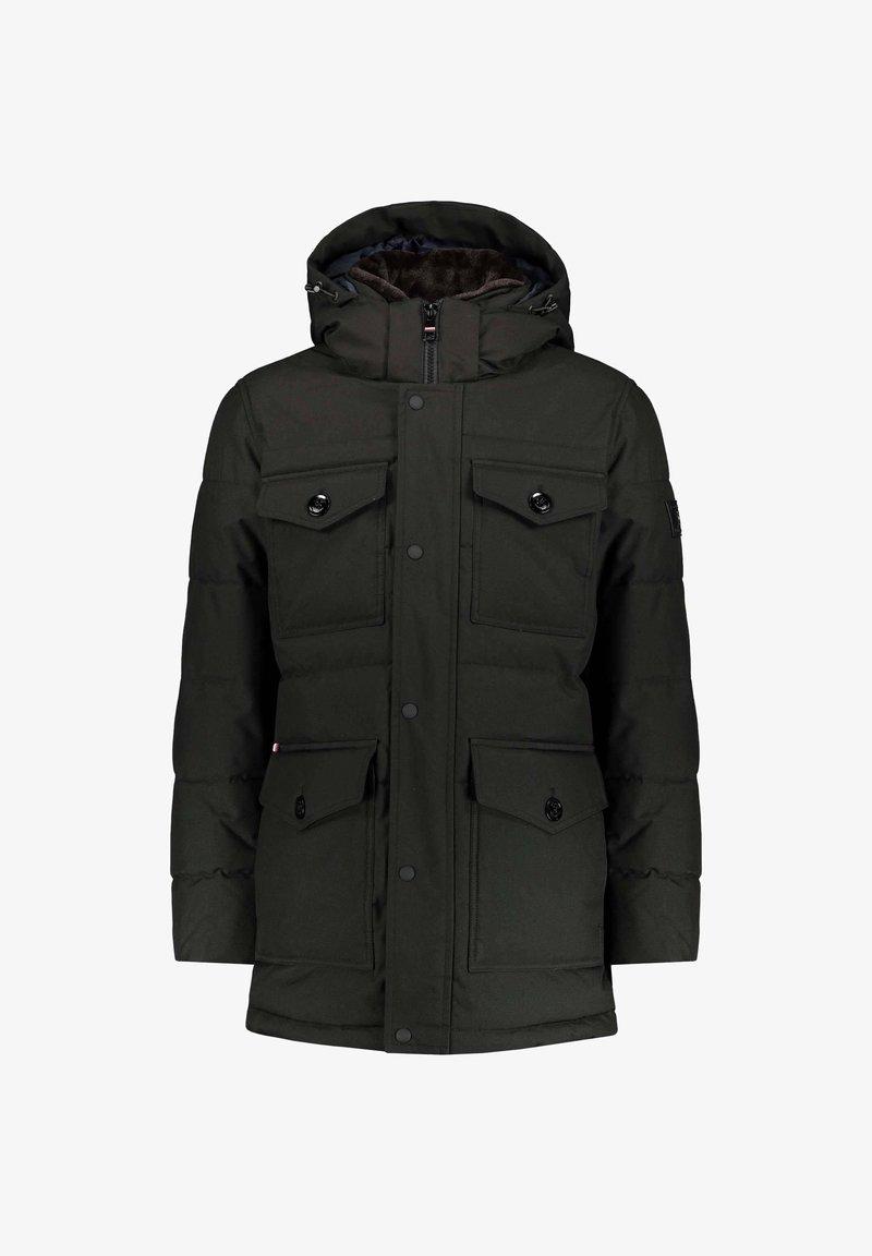Tommy Hilfiger - Winter coat - schwarz
