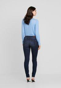 TOM TAILOR DENIM - JONA - Jeans Skinny Fit - dark stone wash - 2