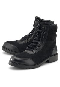 Coolway Freestyle - Lace-up ankle boots - schwarz - 2