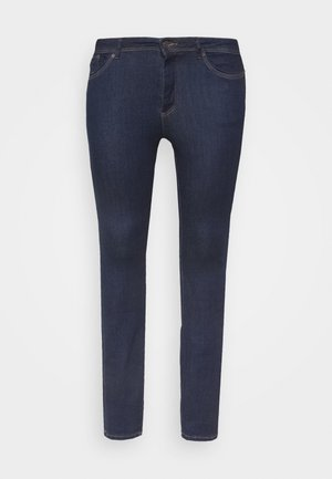 VMMANYA - Slim fit jeans - dark blue denim rinse