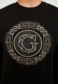 Glorious Gangsta - Sweatshirt - black/gold - 4