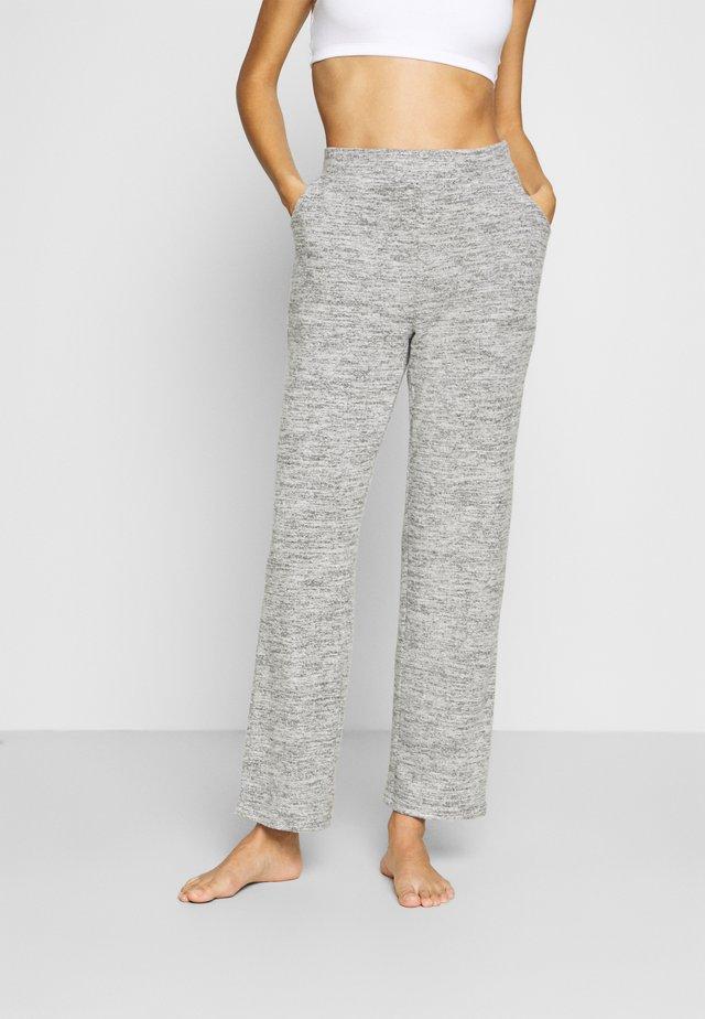 SOFA LOVE STRAIGHT LEG TROUSER - Pantaloni del pigiama - grey