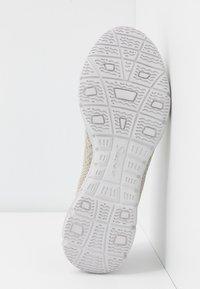 Skechers - SEAGER - Ankle strap ballet pumps - natural - 6
