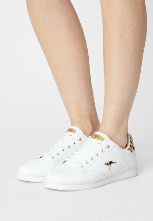 K-TEN II - Trainers - white/leo