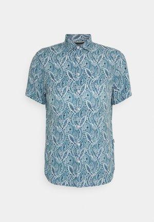 SHIRT - Skjorta - pastel turquoise