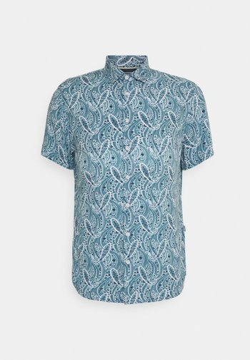 SHIRT - Shirt - pastel turquoise